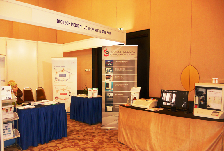 BMC Booth @ Pathology Scientific Conference (2010)
