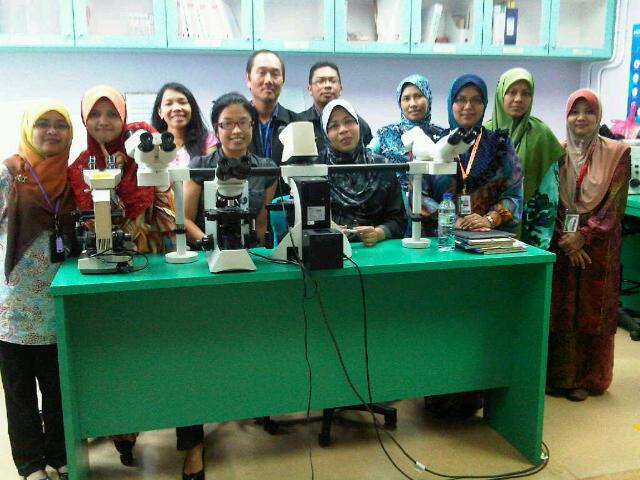 HTF Morphology Training August (2012)