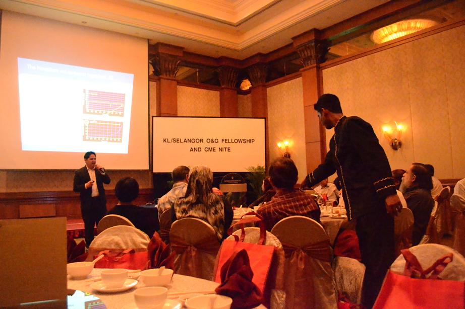 KL, Selangor O&G Fellowship and CME Nite (2011)